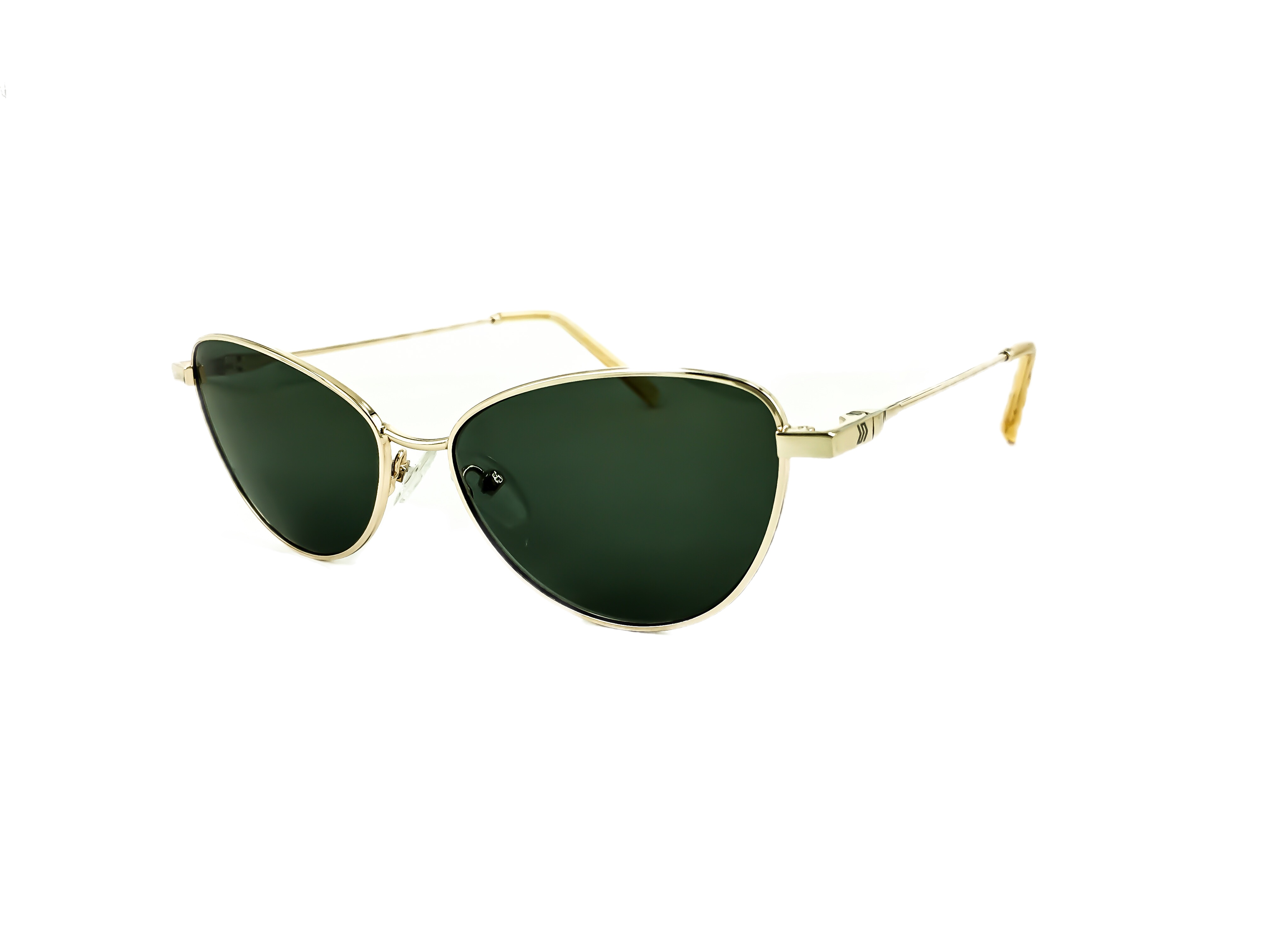 fc9b897593 Οι φακοί είναι οργανικοί με εσωτερική αντιανακλαστική επίστρωση και πράσινο  σκούρο φακό. Τα γυαλιά ηλίου NO IDOLS ONEDIET04 CAT.3 53 ταιριάζουν ιδανικά  σε ...