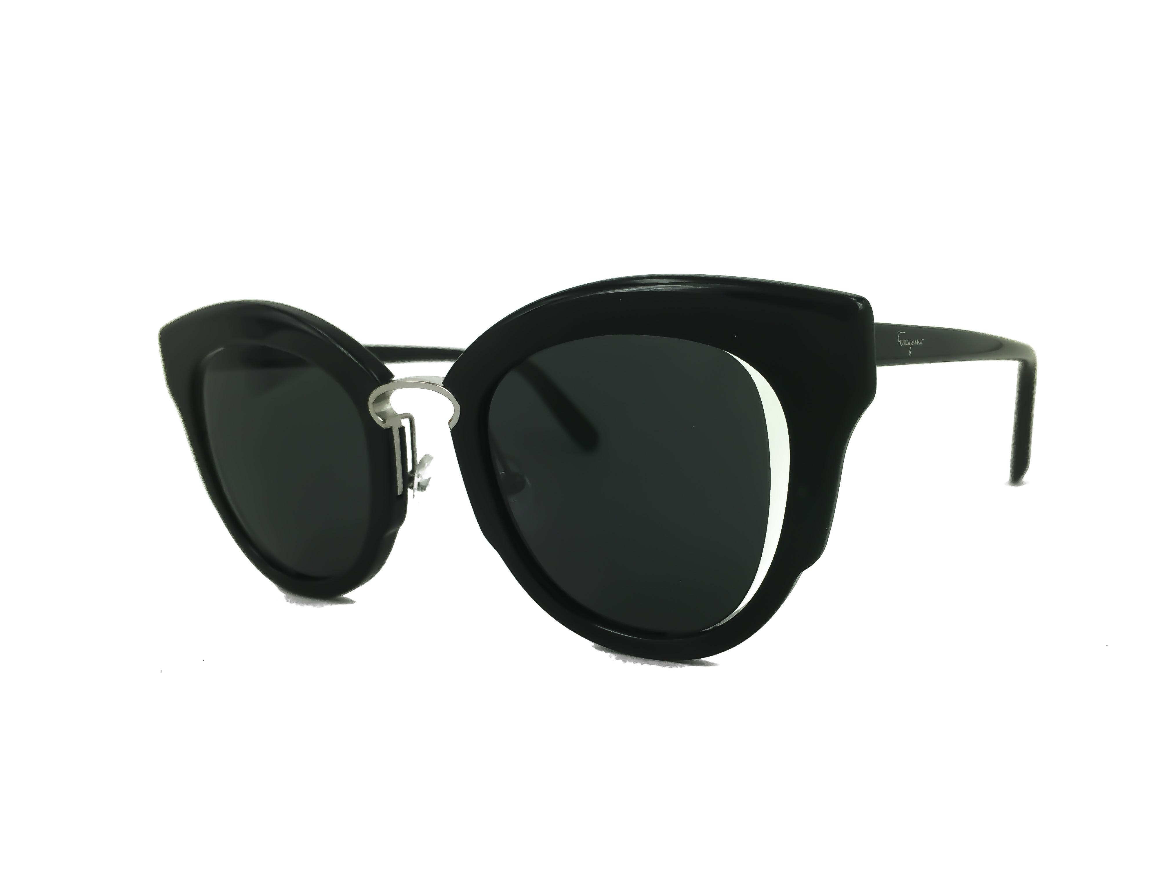 30ff2a6aa4 Τα γυαλιά ηλίου SALVATORE FERRAGAMO SF 830S 001 48 ταιριάζουν ιδανικά σε  μεσαία και μεγάλα πρόσωπα και χαρίζουν μοναδικό στυλ.
