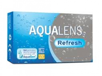 AQUALENS REFRESH contact lenses