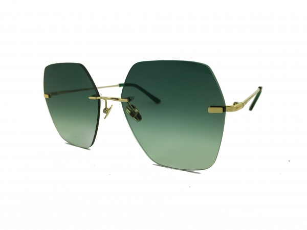 SPEKTRE Lovestory Gold & Gradient Green