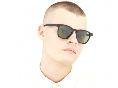 sunglasses retrosuperfuture unico black matte